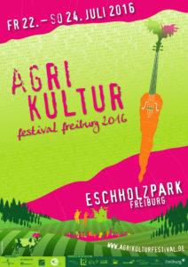 Schnibbeldisco [AgriKultur Fesitval] @ Eschholzpark